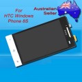 HTC 8S A620 LCD and touch screen assembly [White]